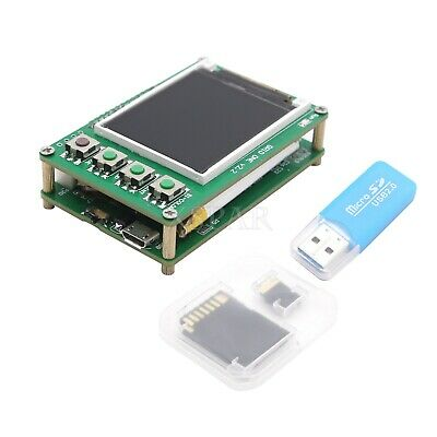"AMG8833 8x8 Infrared Thermal Imager Sensor Module w/ 4G TF Card 1.6"" Screen New"