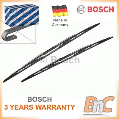 2x VALEO Wiper Blades Front 700mm //650mm For RENAULT MODUS 574356 28//26 inch