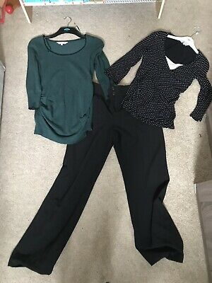 Maternity Size 8 Bundle Red Herring