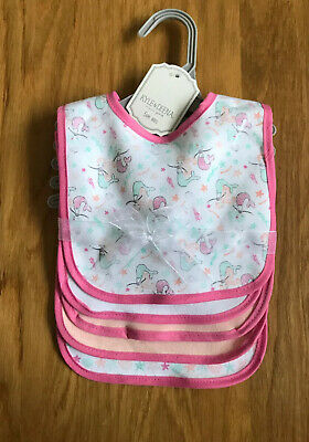 Baby Girls Bibs Brand New With Tags From Kyle & Deena (New york)