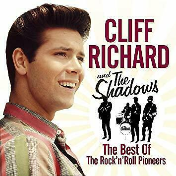 Cliff Richard & The Shadows - The Best of The Rock - ID23w - CD