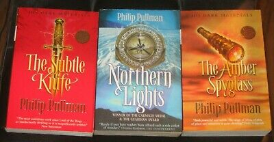 Philip Pullman - His Dark Materials Trilogy - In Great Condition