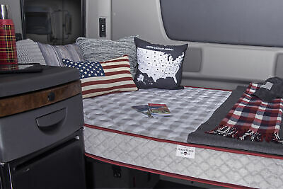 Mobile InnerSpace TM-2879 RV And Truck Maximizer 7 Grey//White Navy Blue 28 x 79 Foam Mattress
