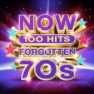 Various Artists - NOW 100 Hits Forgott - ID3z - COMPACT DISC SET
