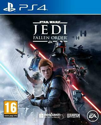 Star Wars JEDI: The Fallen Order (PS4 PLAYSTATION 4 VIDEO GAME) *NEW/SEALED*