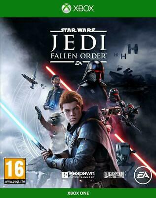 Star Wars JEDI: The Fallen Order (XBOX ONE VIDEO GAME) *NEW/SEALED* FREE P&P