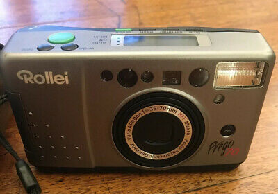 Rollei Prego 70 - Fully Working - Excellent Condition.