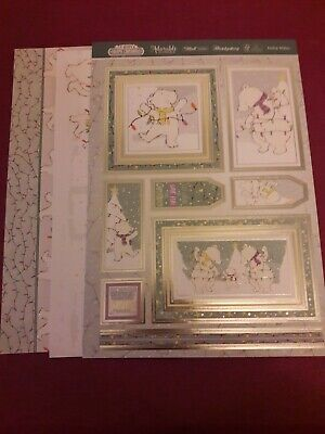 Hunkydory topper set - Festive wishes