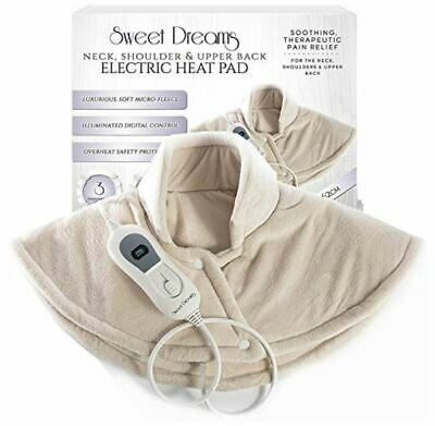 Sweet Dreams Shoulder and Upper Back Electric Heat Pad