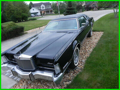1973 Lincoln Continental  1973 Lincoln Continental Mark IV 470V8 Auto Trans Numbers Matching 63k orig mile