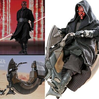 Hot Toys Darth Maul with Sith Speeder 1:6 Scale HT903737 - DX17 (UK in Stock)