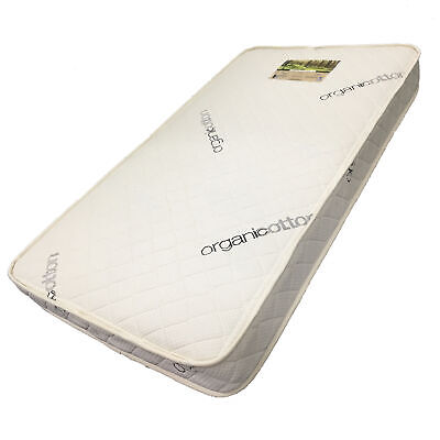 NEW Spinal Support Organic Latex Baby Cot Mattress 1300 x 690