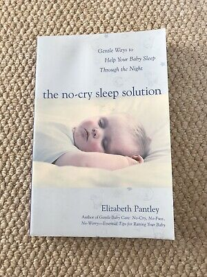 The No Cry Sleep Solution, Elizabeth Pantley