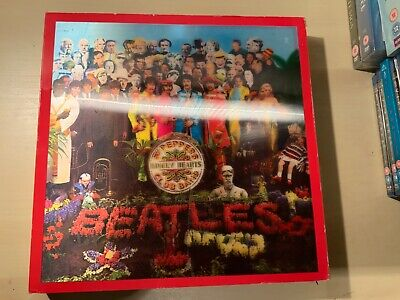 The Beatles - Sgt. Pepper's Lonely Hearts Club Band CD/Bluray/DVD