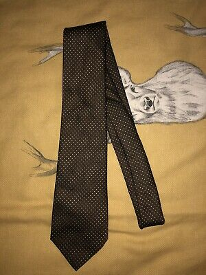 Equestrian Adults Brown Show Tie