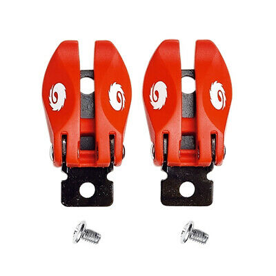 Sidi St Pop Buckle Mens Boots Motocross Boot Spares - Red One Size