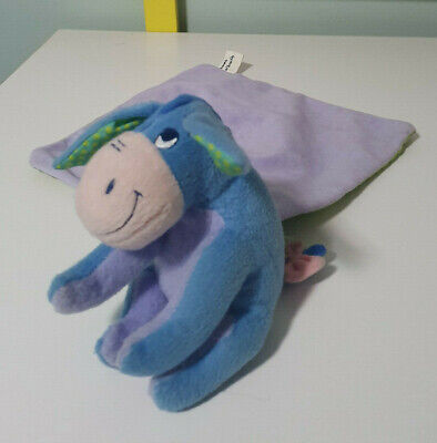 Baby Security Blanket Eeyore Disney Baby