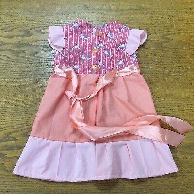 Pair Of Girls Peter Rabbit Couturier Dresses  * 2-3 Years* Brand New