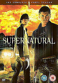 Supernatural - Series 1 - Complete (DVD, 2006)
