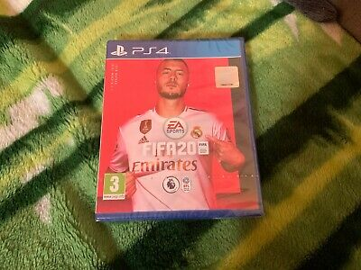 Fifa 20 (Ps4)  Brand New And Sealed - Quick Dispatch