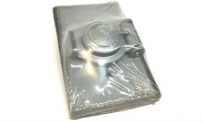 Thomas & Betts WR74-C Single Receptacle Cover Steel City Outdoor NOS SEALED
