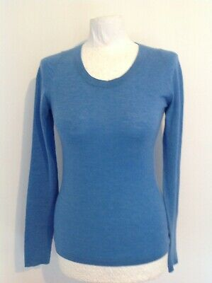 Pure Collection 100% Cashmere Jumper Size 10