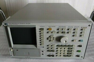 Hp Semiconductor Parameter Analyser 4145A