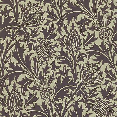 BMOWTH101 WILLIAM MORRIS & Co MORRIS V THISTLE Wallpaper - NEW - 1 ROLL