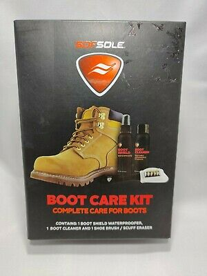 Sof Sole Complete Boot Care Kit - New Unopened