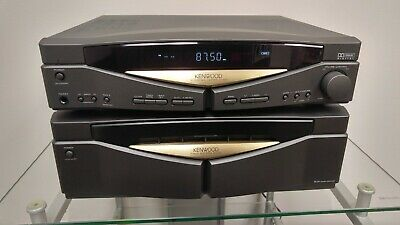 Kenwood M-A300 Amplifier and C-V500 Control Unit. NEW Old Stock. CLEAN
