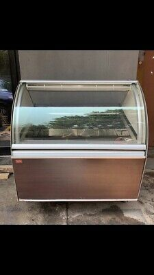 Gelato Display Case SIFA With Brand New Compressor