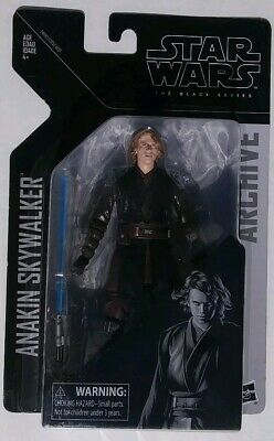 """Star Wars The Black Series Archive Anakin Skywalker 6"""" Scale Action Figure"""