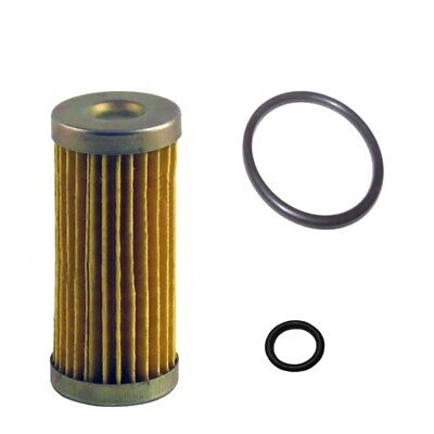 Fuel Filter with O-Ring fits Ford New Holland 1110 1210 1310 1510 1710 1215 1715