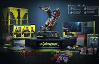 Cyberpunk 2077 Collector's Edition xbox one pre order