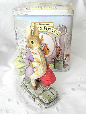 Border Fine Arts ~ Beatrix Potter ~ Old Mr Bunny ~Bp28 ~ Issue One