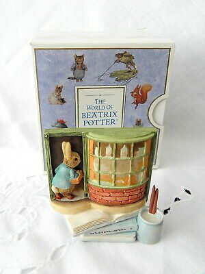 Border Fine Arts ~ Beatrix Potter ~ The Tale Of Ginger & Pickles ~ Storybook Fig