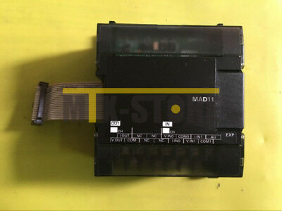 1PCS Used Omron PLC expansion module CP1W-MAD11 CP1WMAD11