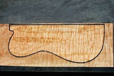 """Awesome Quilted Maple 19 7/8"""" X 7 1/4"""" X 2 7/16"""": Guitar, Luthier, Craft, Scales"""