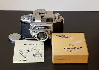 Pleasant Auto Up for Minolta A with box