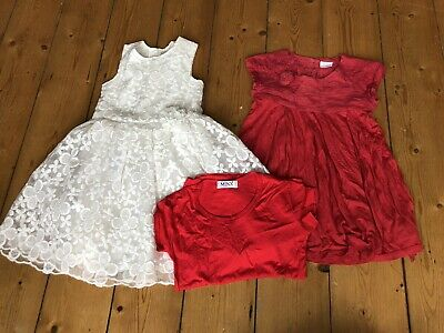 Girls Dress And Top Bundle Age 7