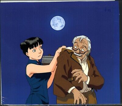 Spirit Of Wonder Kenji Tsuruta Anime Production Cel China