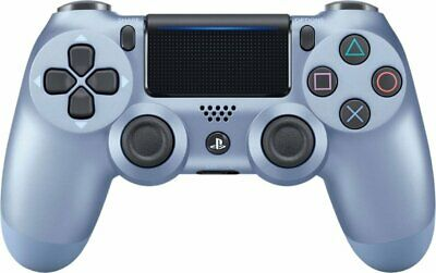 Sony DualShock 4 Wireless Controller for PlayStation 4 - Titanium Blue New Color