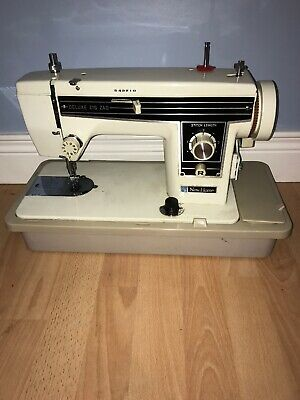 Newhome Janome 521 Vintage Zig Zag  Straight Stitch Sewing Machine New Home