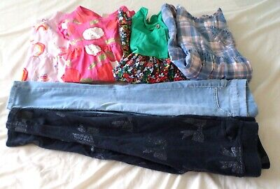 Bundle Of Girls Clothes Size 3-4 Years
