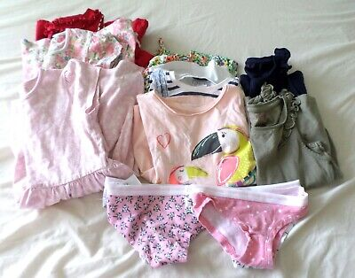 Bundle Of Girls Clothes Size 4-5 Years