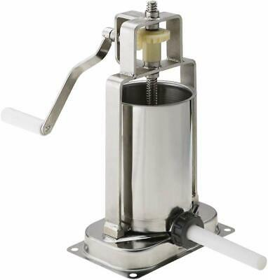 Grizzly Industrial 5-lb. Vertical Sausage Stuffer H6252