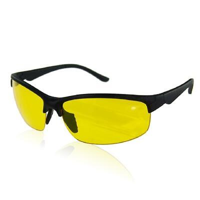 Night Driving Glasses - Anti-Glare, HD Night Vision, Clarity Lenses