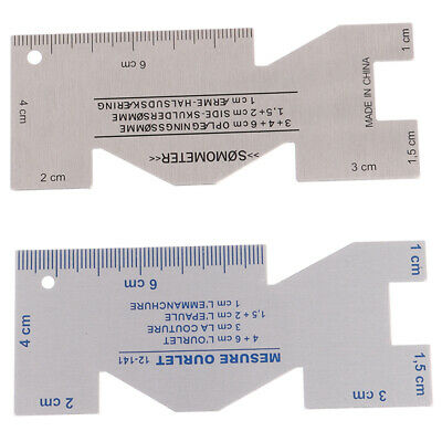 DIY Sewing  MeasuringPatchwork Ruler Quilting Grid Cutting Sewing Tailor Cr-PN