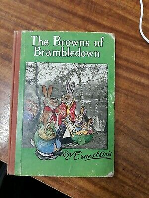 The Browns of Brambledown. Ernest Aris. Ward Lock and Co. London. First 1947