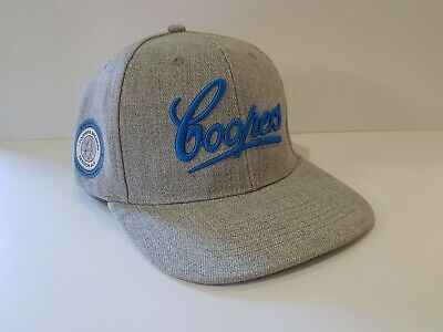 Coopers Blue Session Ale Collectable Hat Cap Fresh Design High Quality Free Post